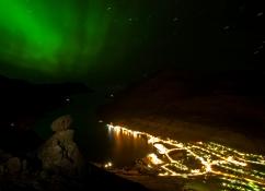 Aurora Borealis - Photo Nicolas Grabar