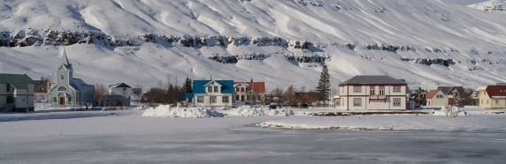 Seyðisfjörður - Ómar Boga
