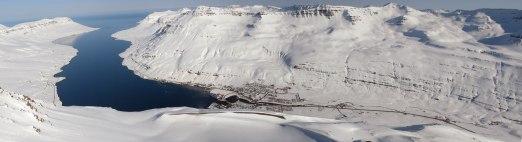 Seyðisfjörður - Photo. Jónas Jónsson